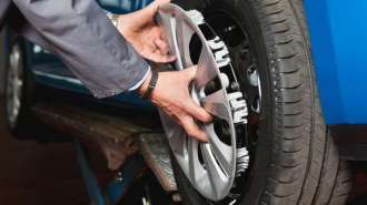 Replacing Auto Rims