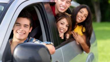 Car Insurance Cover Friends Driving